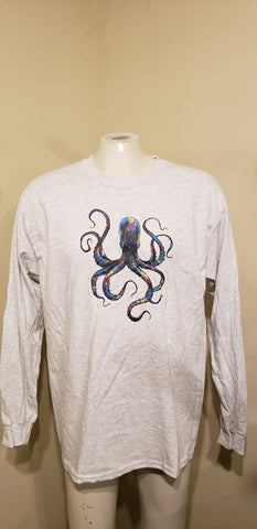 Octopus long sleeve