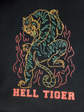 Hell tiger t-shirt
