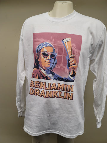 Benjamin Dranklin long sleeve