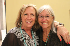 Gina Ogden and Tina Schermer Sellers