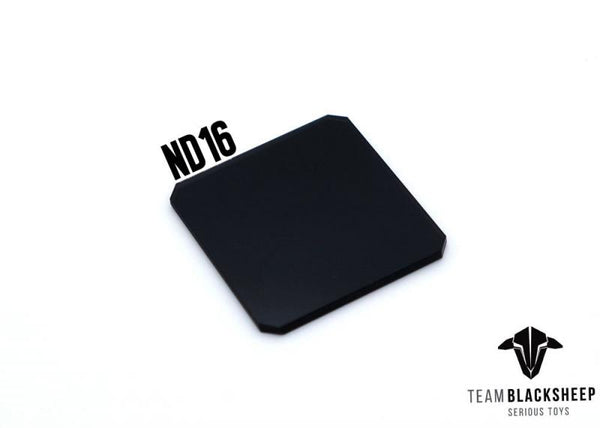 Glass ND Filter - ND2, ND4, ND8, ND16, ND32