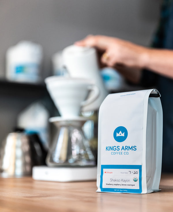 Kings Arms Coffee Subscription Box