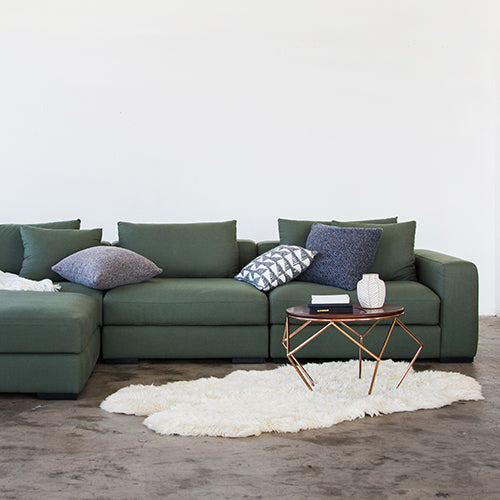 Capsule Photoshoot of Remissa Modular Sofa Sectional