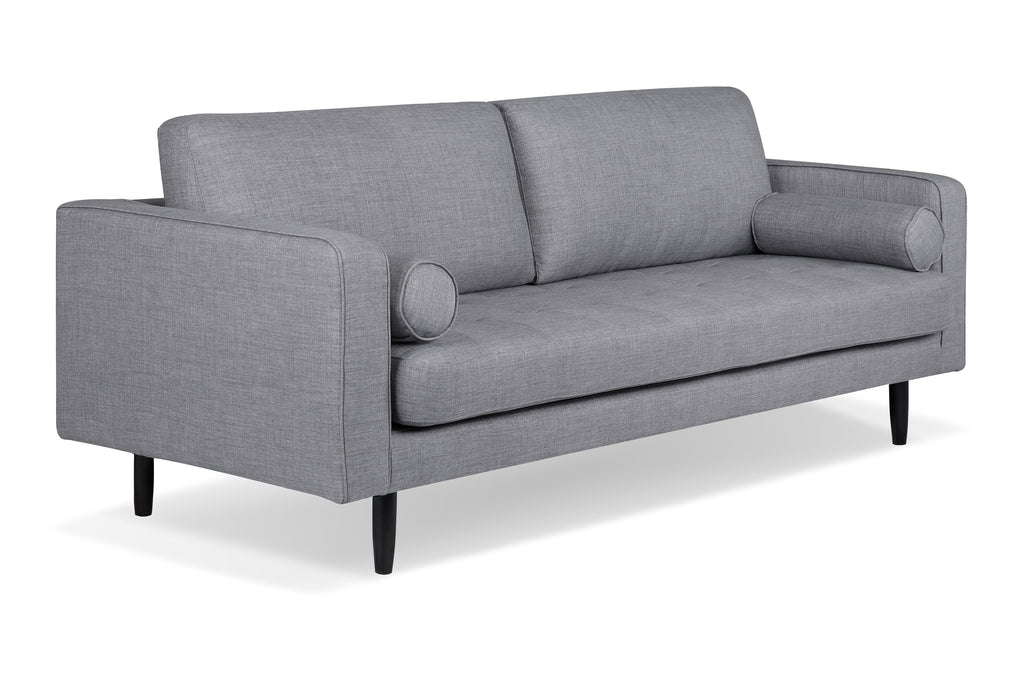 109FTGRY,Freeman Sofa in Grey Tweed