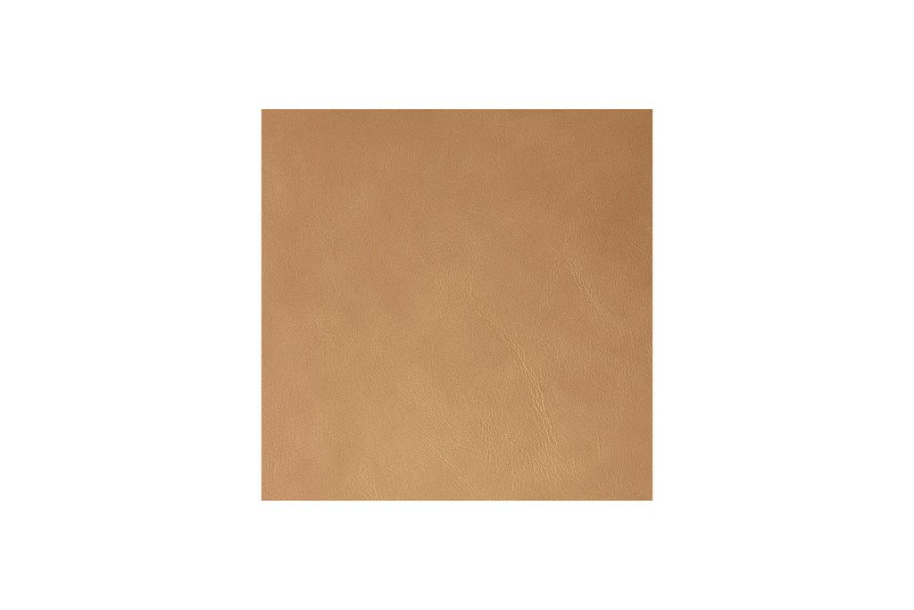 MDBFABRIC059,Capsule - Tan Leather (LTHTAN) SWATCH