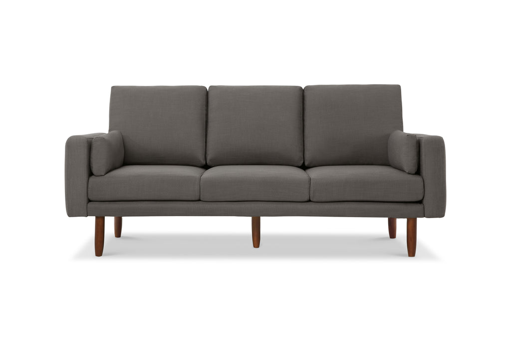 1030,Capsule Home Pasadena 78 Sofa with USB Ports in Light Grey Linen