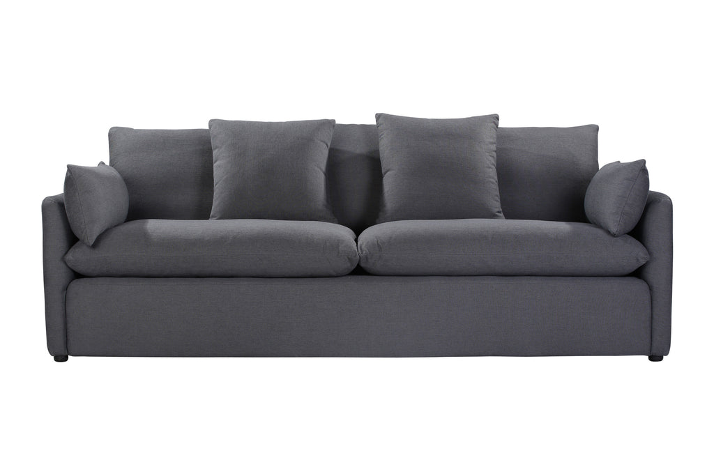 103FTGRY,Cameron Sofa in Grey Tweed