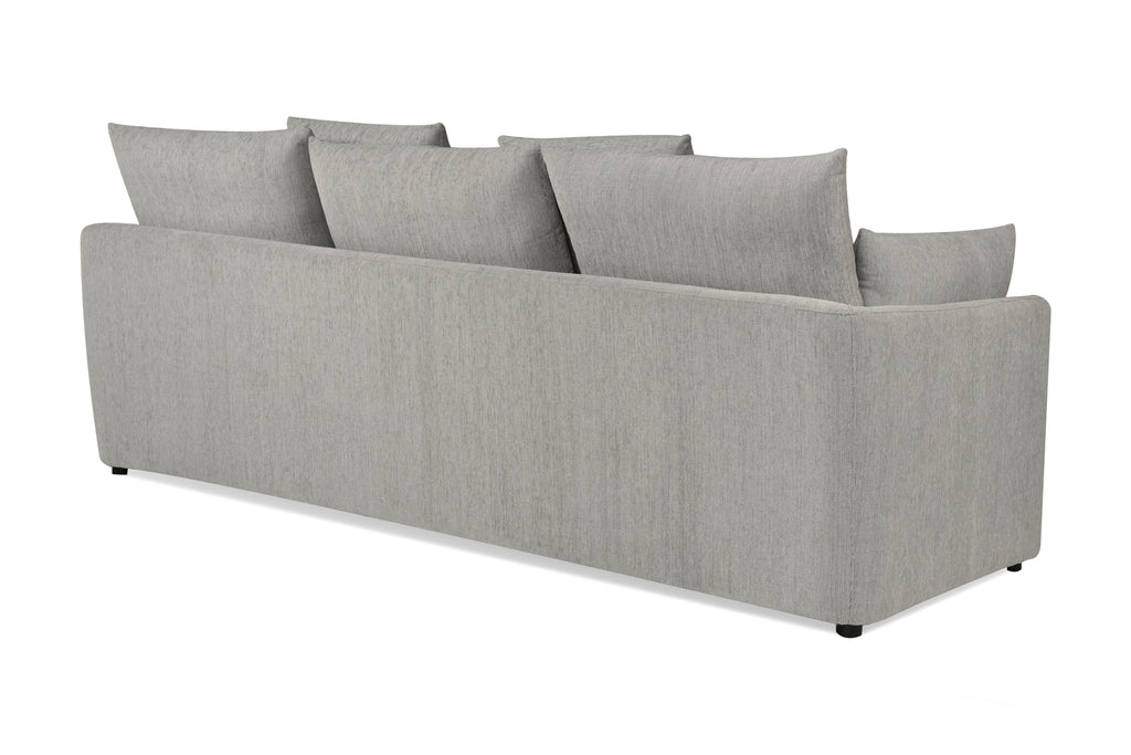 103FWLG,Cameron Sofa in Light Grey Weave