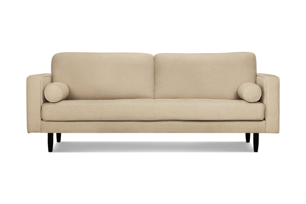 109FWLG,Freeman Sofa in Light Grey Weave