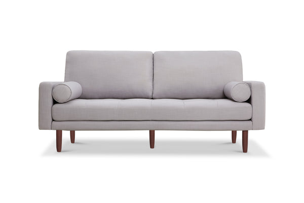 1031DGRY,Capsule Home Brooklyn 78 Mid Century Sofa