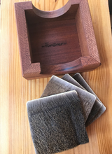 Deer Fur Coasters