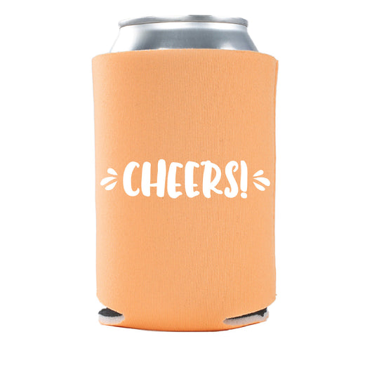 Cheers! Insulated Can Cooler