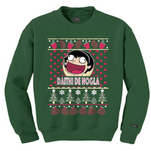 LIMITED EDITION UGLY XMAS SWEATER (GREEN)