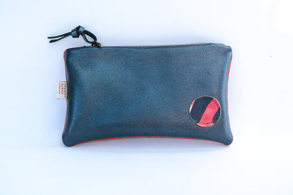 Rockholes Leather Purse - small