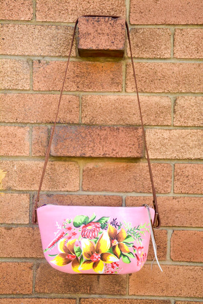 Vintage Australiana Shoulder Bag