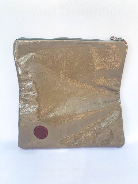 Dilly Bags Leather iPad Bag