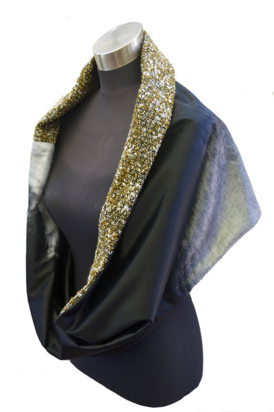 Twisted Scarf - Boucle/Photographic Banner
