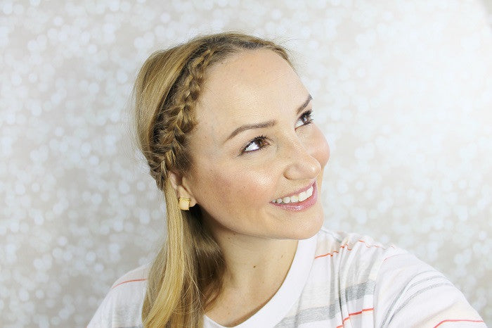 Double Dutch Braid Tutorial
