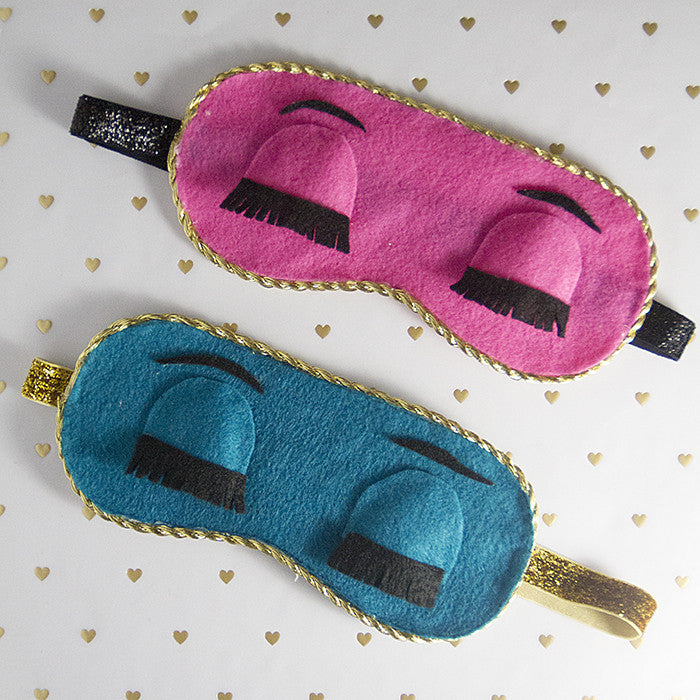 Sleeping Mask - Breakfast at Tiffany's Inspired