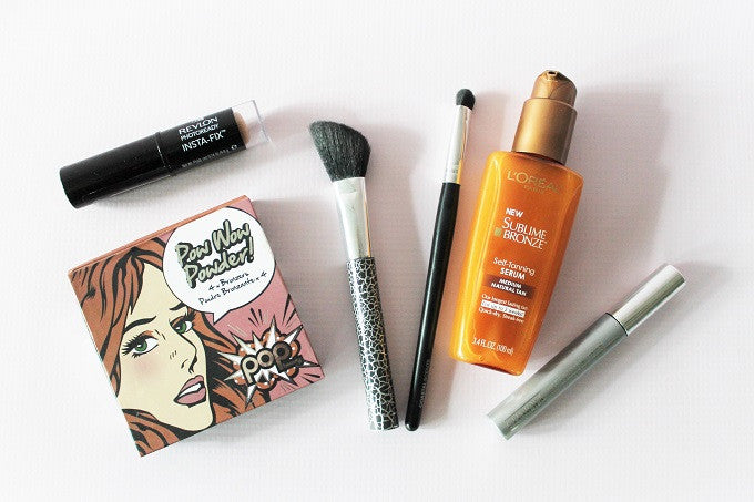 Create a Glowing Summer Look with These Four Products