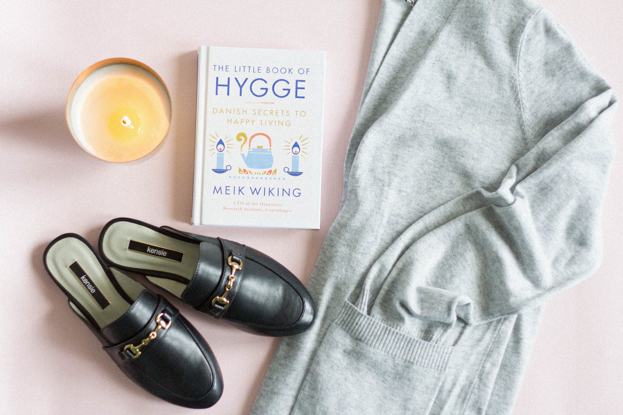 Hygge: Living a Happier, Cozier Life Inside & Out