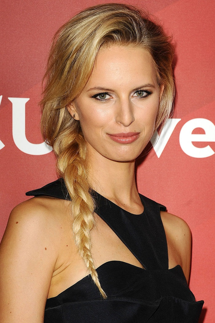 4th of july braids_karolina kurkova