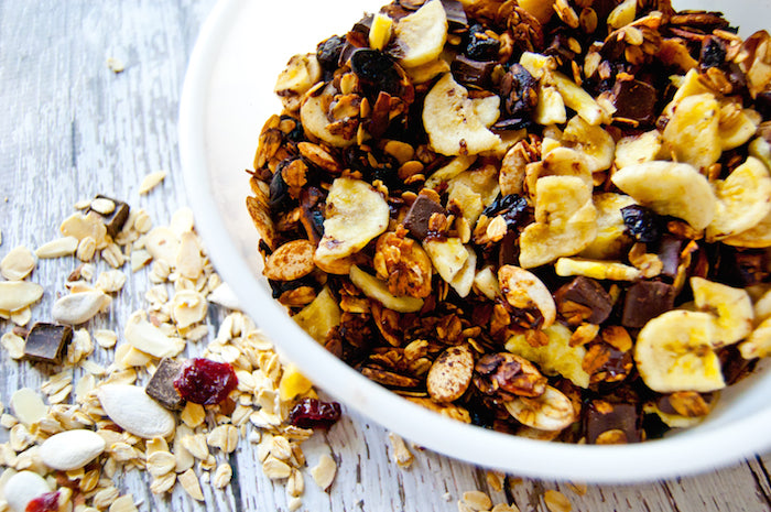 pumpkin seed, pumpkin trail mix, fall trail mix, magnesium, trail mix, autumn, healthy snacks, homemade granola, granola