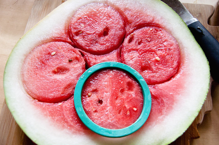 watermelon, fruit, fruit cake, 4th of july, healthy desserts, red,white, and blue, patriotic desserts, dessert