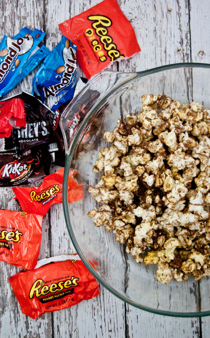 halloween candy, halloween candy leftovers, candy recipes, sugar cookies, popcorn, halloween popcorn, halloween sugar cookies, cookies, candy