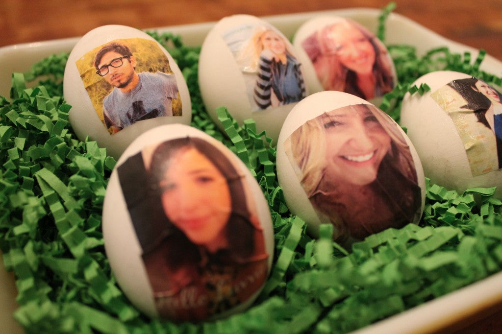 easter egg photos