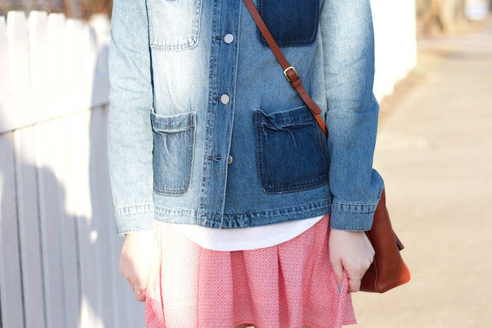 old navy denim jacket-hello luvvy