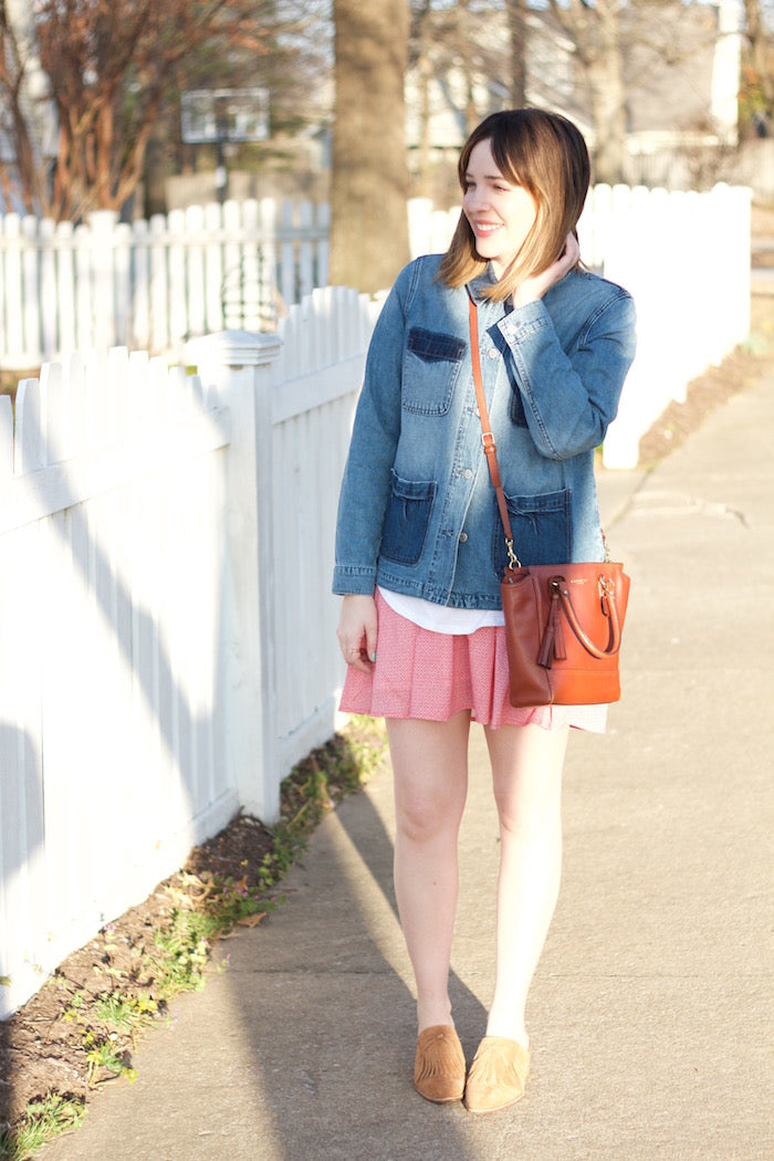 denim jacket, old navy, stylish weekend-wear,