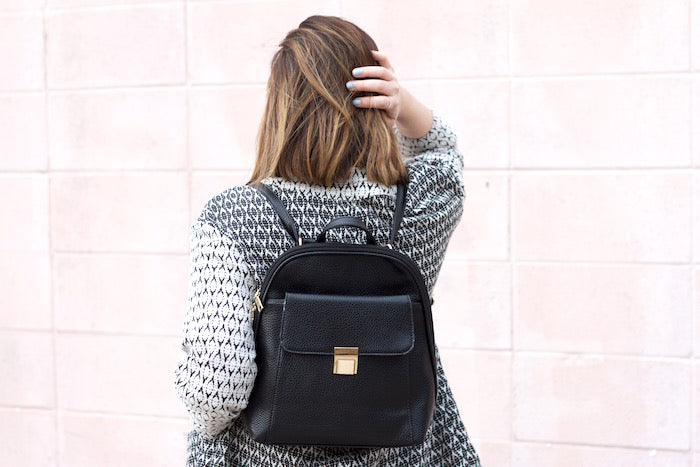 backpack purse-hello luvvy