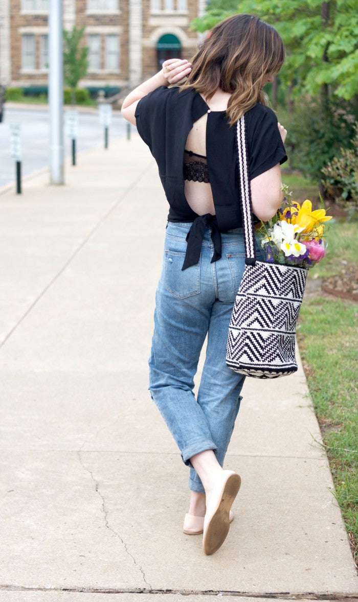 Farmers' Market Outfit-Hello Luvvy