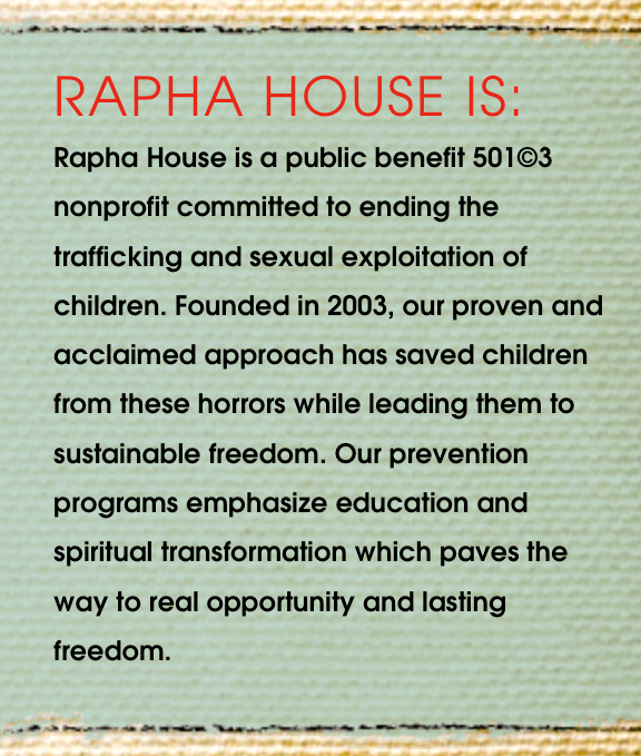 what is rapha house