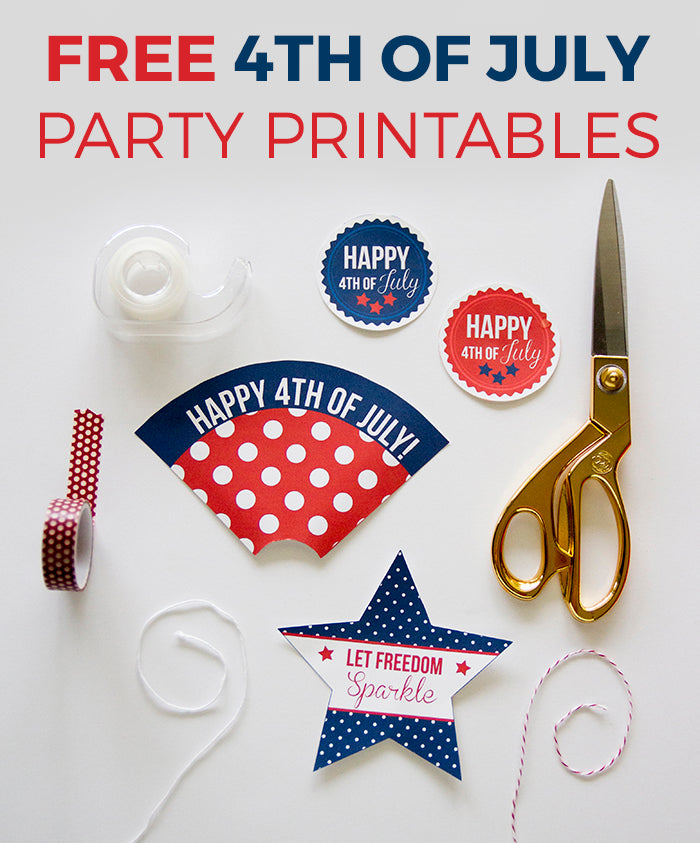 July 4th Party Printables15