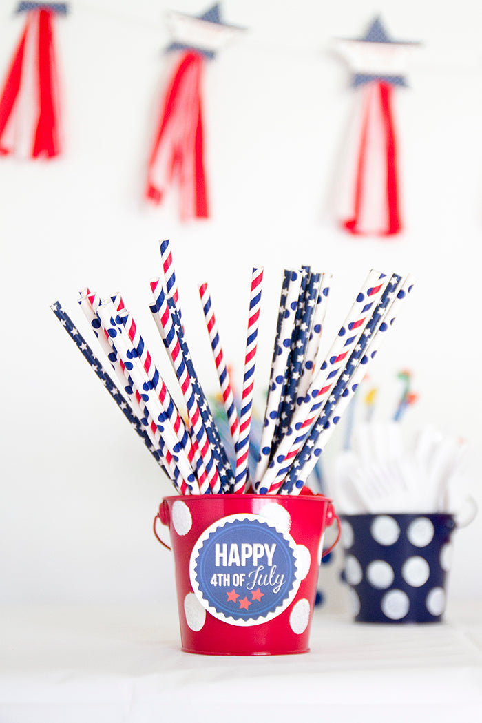 July 4th Party Printables