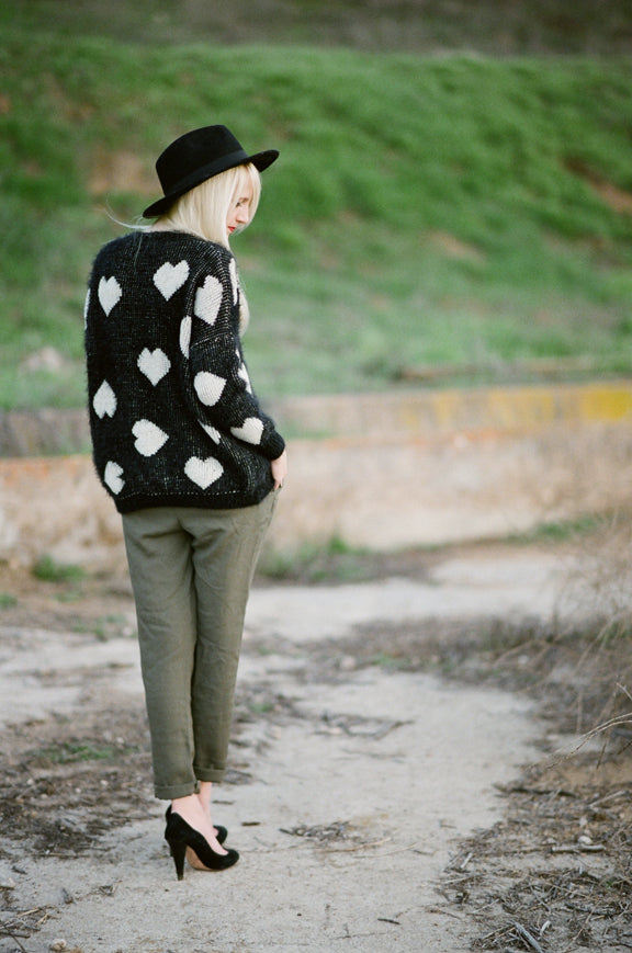 Fashion, creative spirit and mom to Riley (the trendiest baby on the block) Photo From via Kelly Murray Blog.