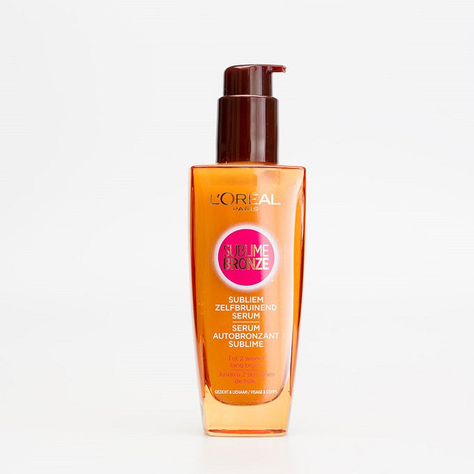 L'Oreal self tanning serum