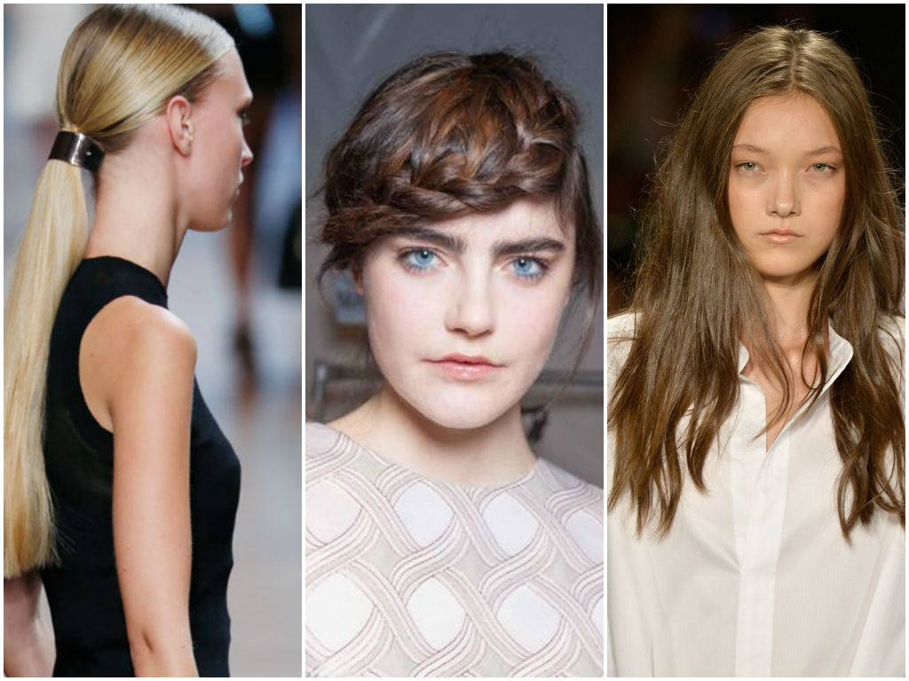 NYFW_collage hair