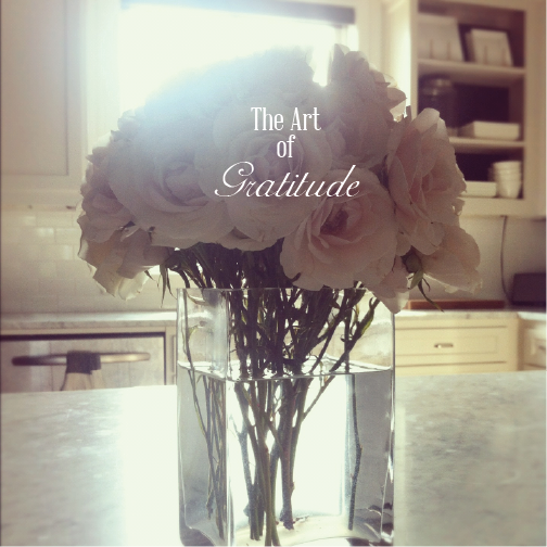 The Art of Gratitude_Header