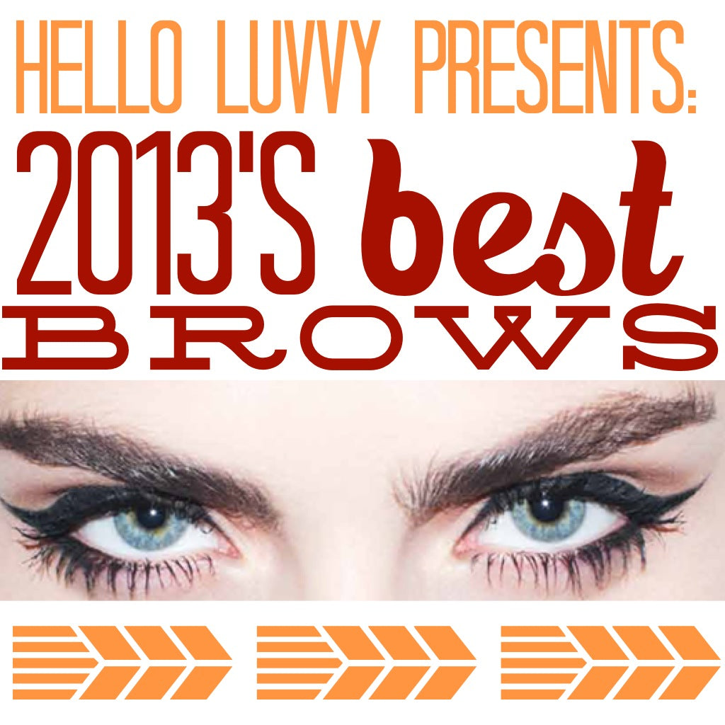 best brows 2013_featured