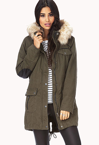 forever21winter coat