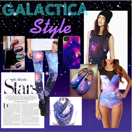 galaxy fashion
