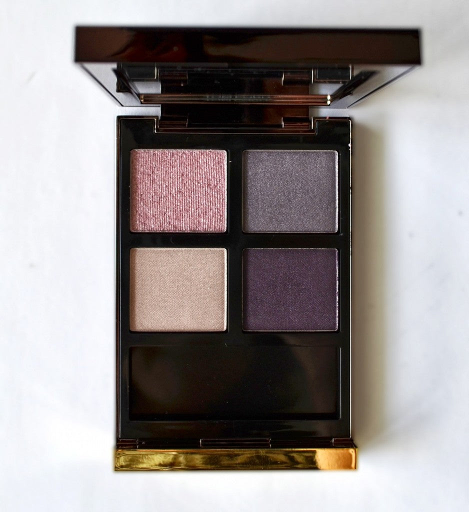 if you're feeling fancy, this Lavender Lust quad from Tom Ford has the perfect purples for spring.