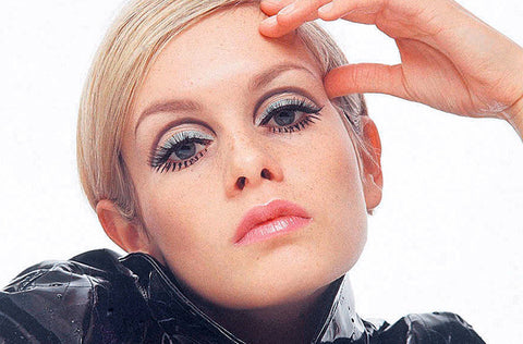 "As you all know, I'm obsessed with sixties-inspired makeup. This look, called a ""cut crease"" is sure to dazzle your fellow party-goers. Tutorial here."