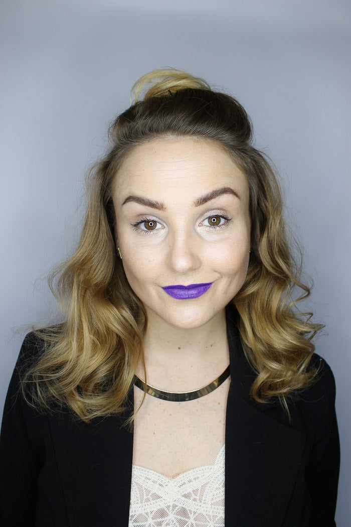 purple lipstick (16)
