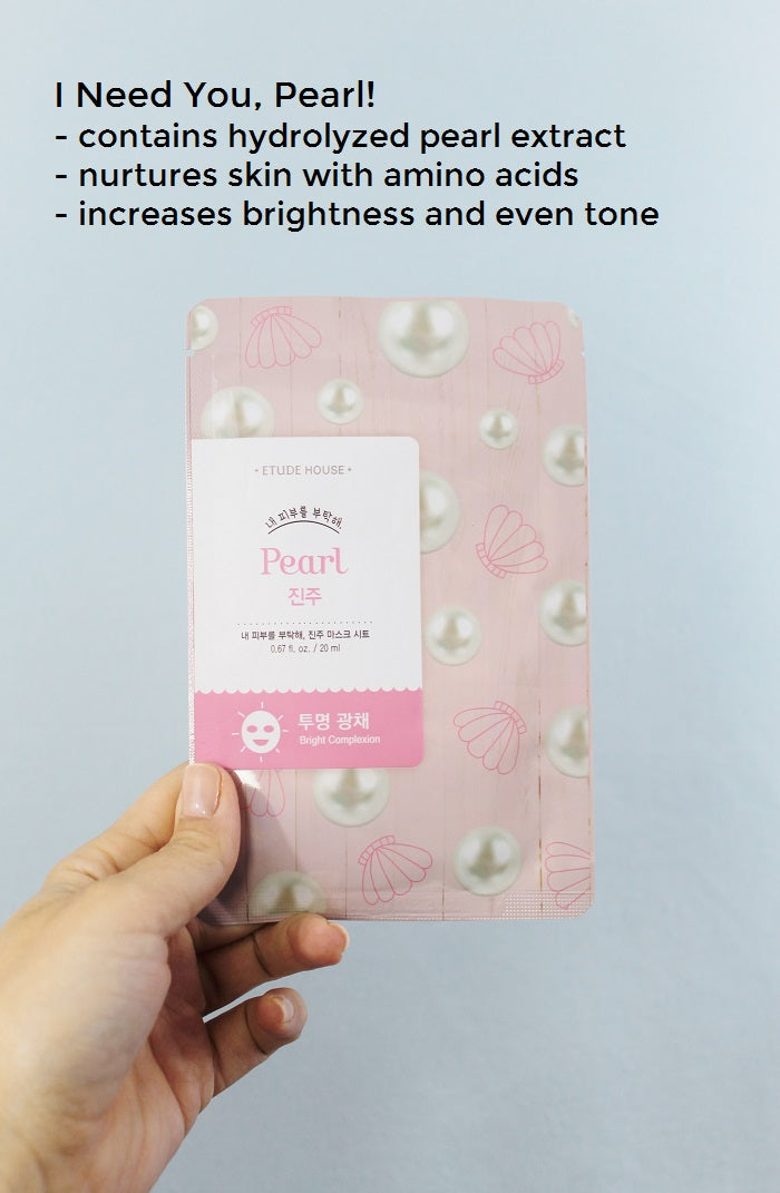 sheet masks (5)with text