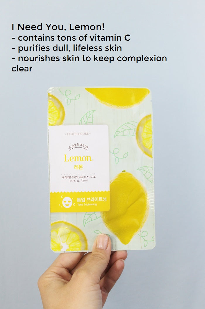 sheet masks (9)with text