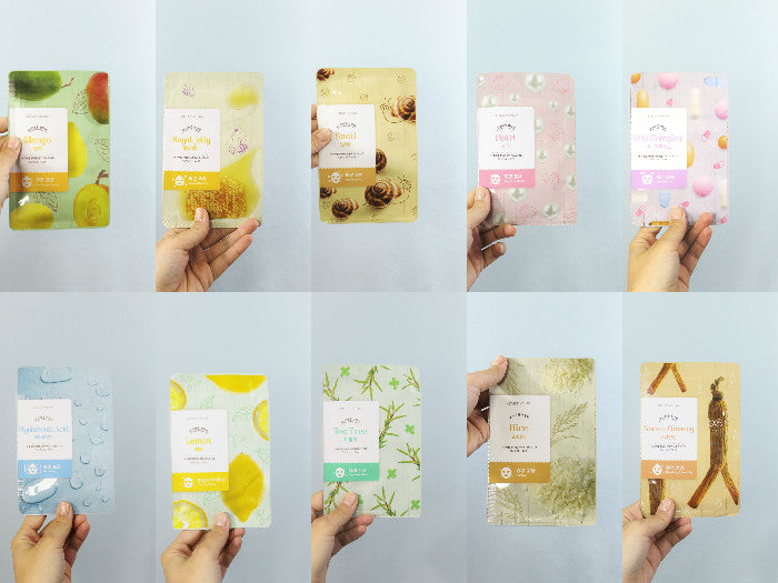 sheet masks_all ten
